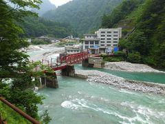 富山県/宇奈月温泉旅行記
