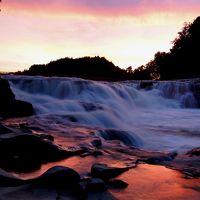 ◆奥の細道・乙字ヶ滝・百景