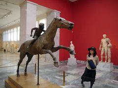 なぜかギリシャに45日間 3日目 国立考古学博物館、そしてリカヴィトスの丘へ