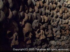 パリの地下と万博跡