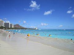 特典航空券で行ったハワイ(1) 順調な滑り出しです