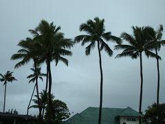 特典航空券で行ったハワイ(2) 雨のカイルア