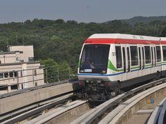 2015年7月韓国鉄道旅行7(議政府軽電鉄)