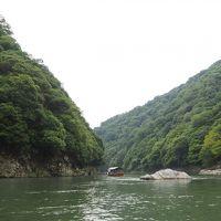 京都で社員旅行!其の1 〜嵐山で屋形船編