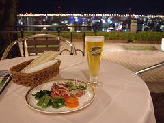 GW2015 鹿児島旅行その3 オープンテラスで城山ビール!