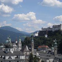 へいさんの旅日記 オーストリア ウィーン ザルツブルク メルクの旅②