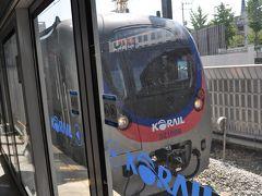 2015年7月韓国鉄道旅行8(議政府駅から金浦空港へ)