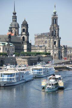 ドイツ・チェコ旅④ (ドレスデン)