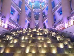 イード連休のAbu Dhabi