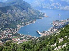 団塊夫婦の東欧・バルカン半島4000キロドライブ旅行ー(24)モンテネグロ2・絶景の山岳道路を走りコトルへ