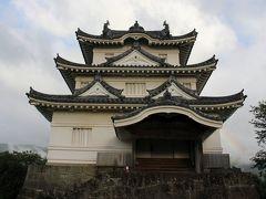 30年ぶり2度目の宇和島城登城