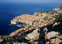 団塊夫婦の東欧・バルカン半島4000キロドライブ旅行ー(25)クロアチア・二度目のドゥブロブニクはスルジ山ドライブに挑戦