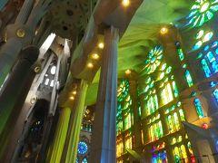 2015夏バルセロナ(2)有名観光スポットを巡る1日