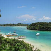 真夏の石垣島