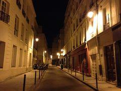 初めてのパリ旅行☆2days その2 ルーブル界隈〜ナイトクラブ