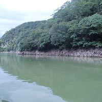 遊覧船~帝釈峡②