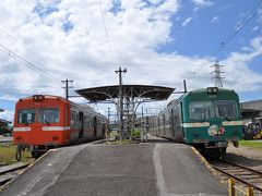2015年7月富士山外周鉄道の旅5(岳南電車)
