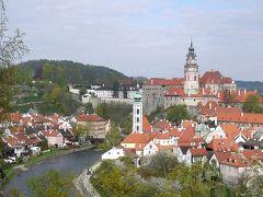 チェスキー・クルムロフ城とフルボカー城~チェコ&ブダペストの旅7