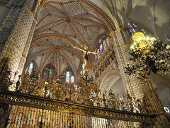 2013年スペイン旅行記 第12回 古都トレド観光 壮麗な大聖堂を見学