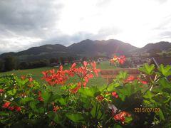 2015年オーストリア・イタリアの旅 №2  *** Tiefenbachklamm と Kaiserklamm 2つの渓谷へ***