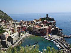 海山三昧!イタリア・チンクエテッレとフランス・シャモニーモンブランを旅する②
