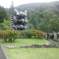 大江山(福知山市)を走る