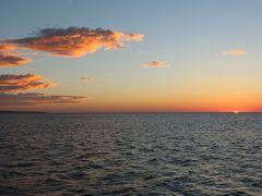 鳥取砂丘砂の美術館~鳥取砂丘サンセット漁火クルージングで夕日を眺めて、ちょっとロマンチックな一日を過ごす。