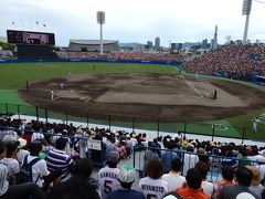見せ場を見逃した! 巨人vsヤクルト@草薙球場