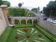 2015夏バルセロナ(6)モンジュイックの丘、ドーハ経由帰国