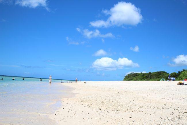 石垣島から竹富島、西表島の3島に滞在しました。<br />子連れのため、主にシュノーケリングやプチ観光がメインです。<br />ツアーではなく、初めての個人手配だったため<br />けっこう無駄が多いような気もします。<br />でもさすが石垣島。<br />たとえ無駄が多くても、素晴らしい天気のおかげで<br />いい旅行になりました。<br /><br />石垣ー竹富ー西表ー石垣 と4泊5日の日程でした。<br />まずは石垣島から!<br />