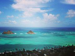 2013.6 Hawaii B級グルメ&ラニカイトレイル&のんびり。