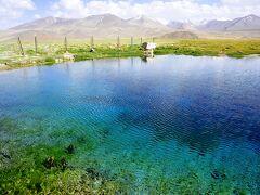 パミール高原縦断 山と花と人と 7ランガールからマルガブへ(3)高原湖ブルン・クルなどを経て目的地マルガブまで