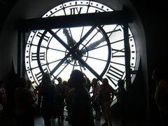 ヨーロッパ旅行(7・8日目) パリ観光→帰路