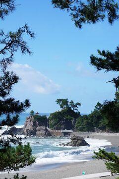 トラピックス四国周遊2泊3日(2)土佐ロイヤルホテルの夜はカツオのタタキを楽しみ、桂浜で太平洋を望み、四万十川の川船で弁当をいただく。