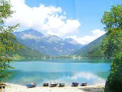 夏のスイスへ ハイキングとパノラマ列車の旅(7)~〈ベル二ナ急行+バス〉でサンモリッツからルガーノへ