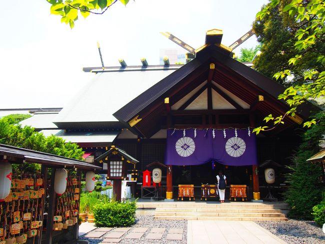 境内に入ると、参拝のしおりが置いてあり、日本人なら一度はどこかしらでお参りをしたことがあるだろうが、意外と知らない作法がわかりやすく載っている。これを読みながら、参拝するとより意味のある参拝ができる。<br />東京大神宮は伊勢神宮の遥拝殿であるため、東京にいながらにして、伊勢参りと同じご利益がある。遥か、遠くから拝む場所ということだ。昔の東京に住む人達にとっても伊勢神宮にお参りするのはなかなか行けるものではなく、このような存在は貴重であったであろう。<br />この東京大神宮は、日本で始めて神前結婚式が行なわた場所であり、太陽の女神である天照皇大神や男女の結びの象徴の神が祀られていることから、縁結びの神様として特に女性に人気があり、参拝客の9割は女性であった。<br />この東京大神宮の魅力は、やはり東京にいながらにして、この神聖な雰囲気の中に身をゆだねることができることであろう。都会の喧騒に疲れたとき、別に縁結びが目的でなくても、来てみる価値はある。