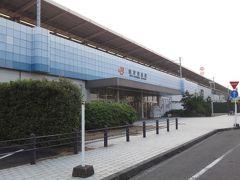 約3万発 長良川花火大会(13) 岐阜羽島駅前の早朝散歩。