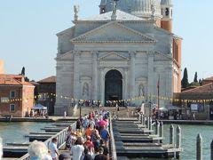 Venetoを満喫するイタリア: Murano e Festa del Redentore当日.