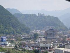 約3万発 長良川花火大会(15) 美濃ICから飛騨高山まつりの森へ。