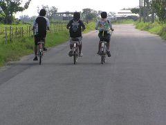 2009年 黒島へ
