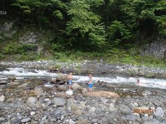 奥多摩キャンプ2013夏<氷川キャンプ場>