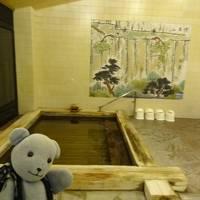 08森の国ホテルを探検する~大浴場と早朝編~(高知・滑床渓谷の旅その8)