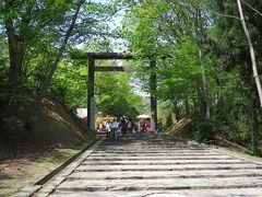 2015:GWたび・その3 北の大地まで追いかけて。緑溢れる北海道神宮を参拝。~緑深き隣は何を祈る人ぞ~