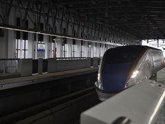 2015年8月北陸新幹線で行く関東鉄道旅行1(北陸新幹線で大宮駅へ)