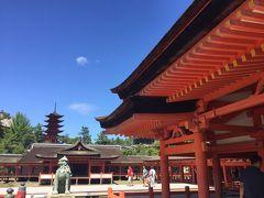 四国・広島 美味と絶景の瀬戸内ドライブ 後編 @厳島神社