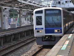 2015年8月北陸新幹線で行く関東鉄道旅行5(本川越から西武線で渋谷へ)