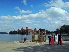 【リトアニア】トラカイ城、リトアニア(Trakai, Lithuania) 2014