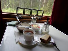 還暦一人旅シベリア鉄道の食堂車が結構楽しい!頭でロシアは分からない。
