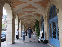 2015夏 パリは寒かった~おしゃれなマレ地区、ピカソ美術館界隈