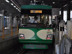 2015年8月北陸新幹線で行く関東鉄道旅行6(京王井の頭線と東急世田谷線)